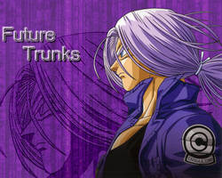 Future Trunks by RoninoZ