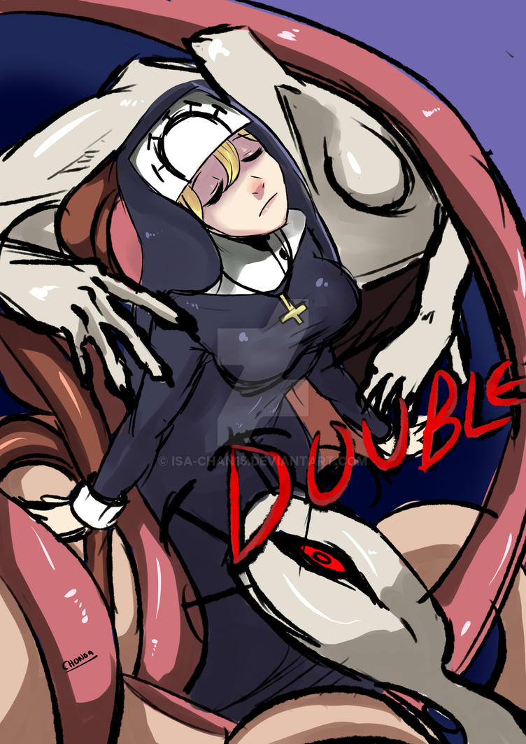 Double Skullgirls by Isa-chan15