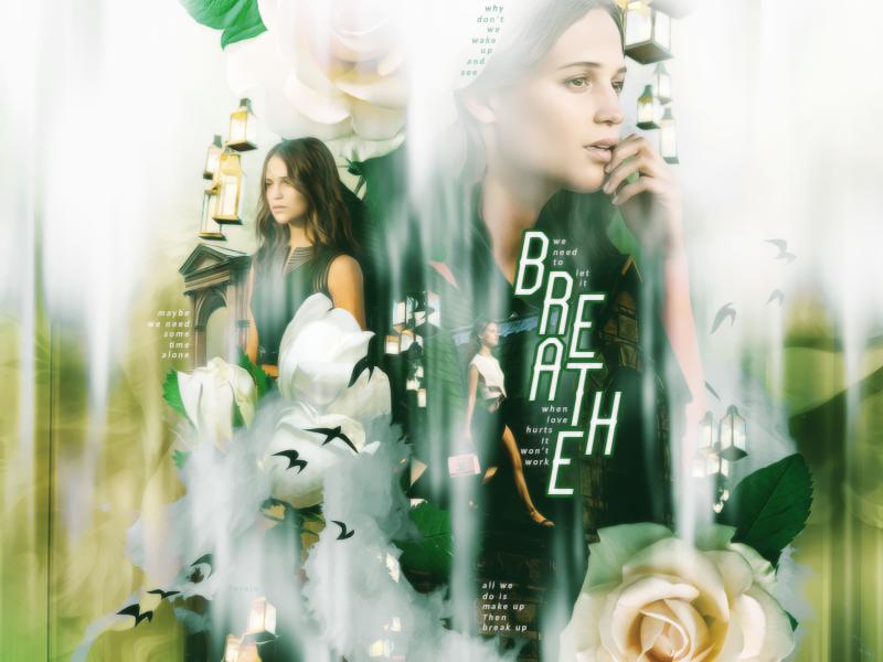 #Blend51 - Breathe by xXForainXx