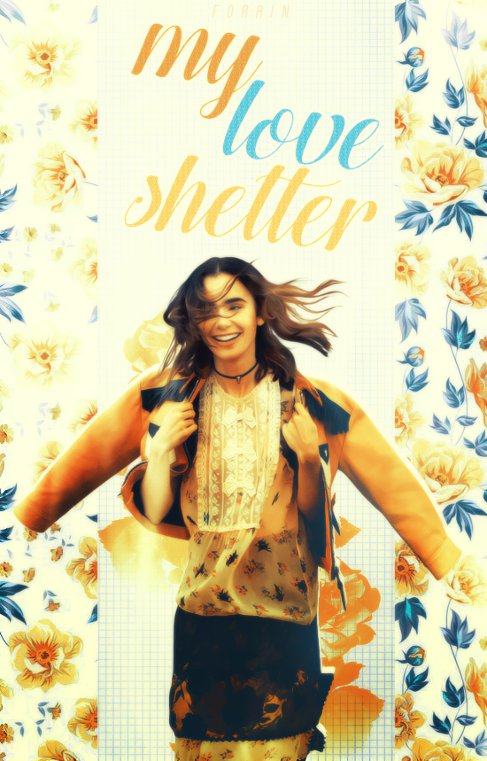 #BookCover1 - My Love Shelter by xXForainXx