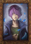 The Forgotten Portrait by ns-wen
