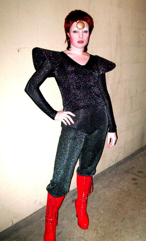 Ziggy Stardust Costume Ziggy Stardust 001 by ...