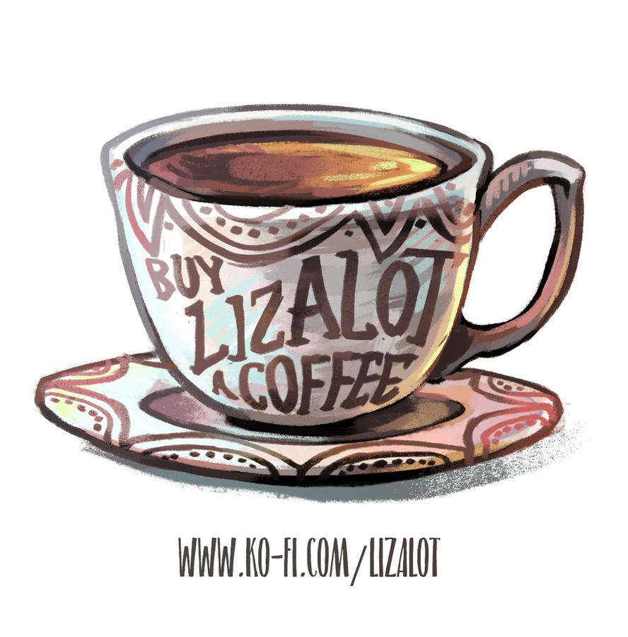 Buy Me a Coffee! by Lizalot