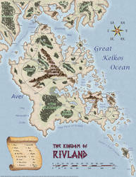 The Rivlands by Markustay