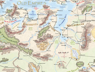Old Empires by Markustay