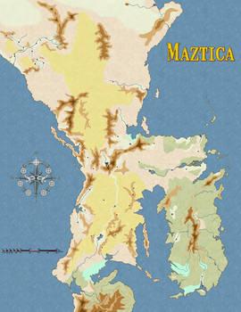 Maztica Forgotten Realms