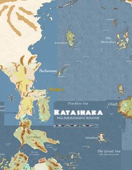 Trackless Sea