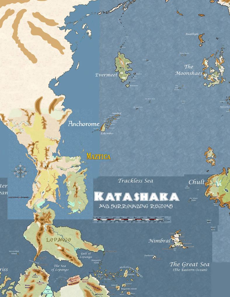 Trackless Sea by Markustay on DeviantArt