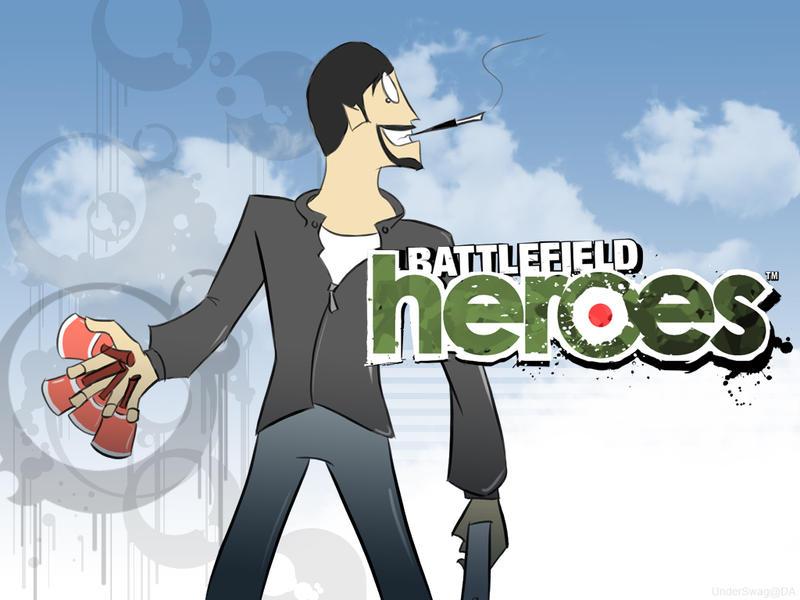 Battlefield Heroes Wallpaper By Underswag On Deviantart