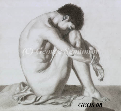Study after H. Flandrin by geors