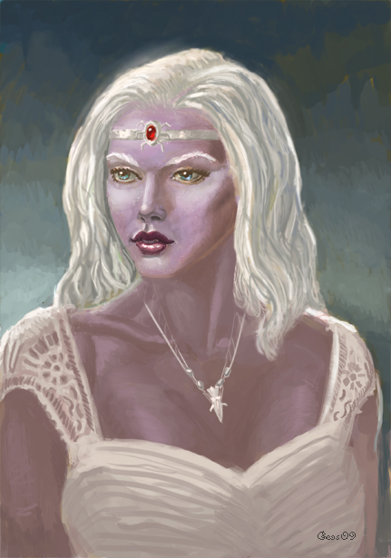 Drow by geors