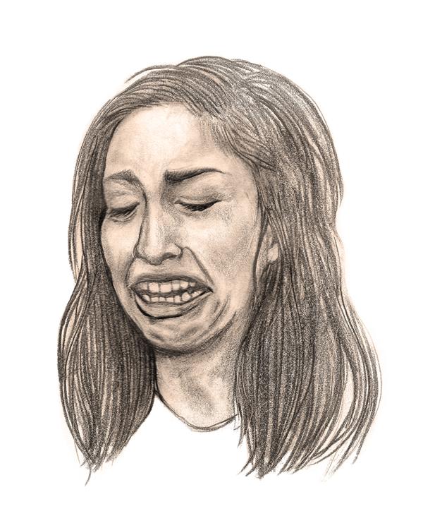 Farrah Abraham Crying Gif Crying face drawing
