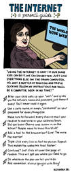 The Internet: A Parent's Guide by AlexandraDal