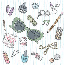 In My Purse by AlexandraDal