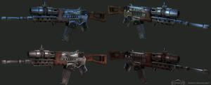 Primal Carnage - Assault Rifle