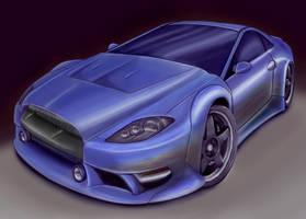 Concept Car by Arta