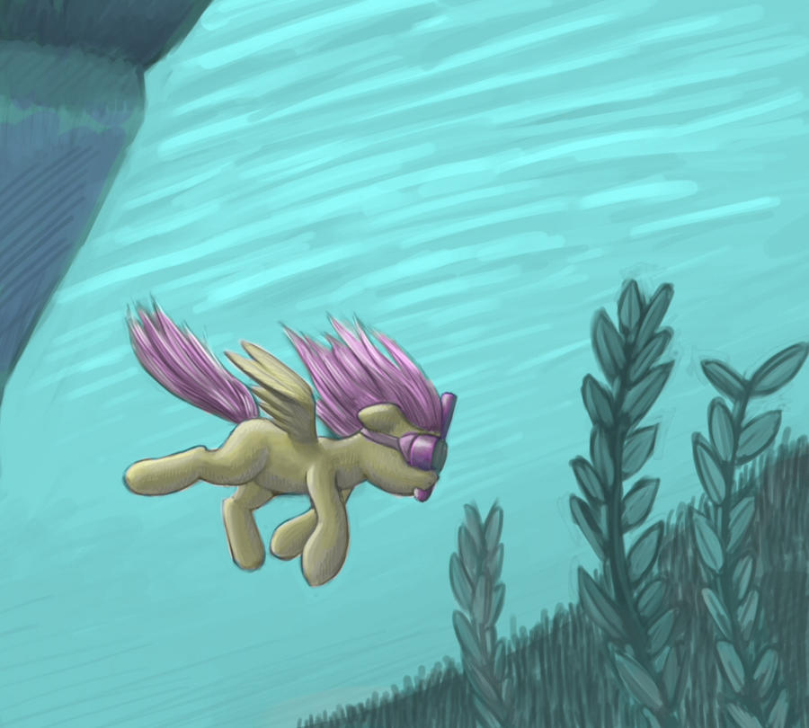 Diving by lurarin