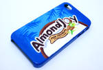 almond joy iphone case - commission by loonerspacecraft