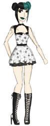 Why Do I Keep Drawing Gwen?? by Zara-V-Bia