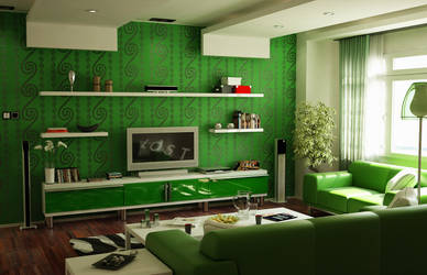 green oda by ELFTUG