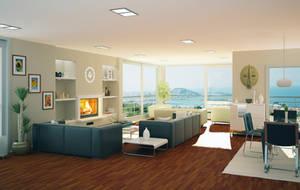 cottage interior 4 by ELFTUG