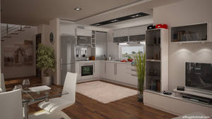 villa cucine