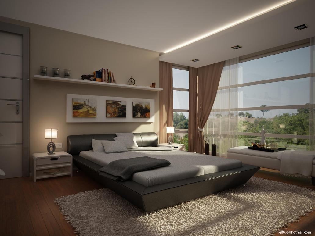 villa bedroom by ELFTUG on DeviantArt