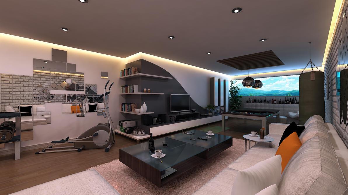 kusadasi game room by ELFTUG on DeviantArt