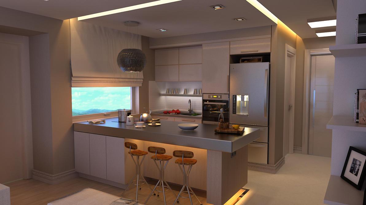 garconerrie cucine by ELFTUG