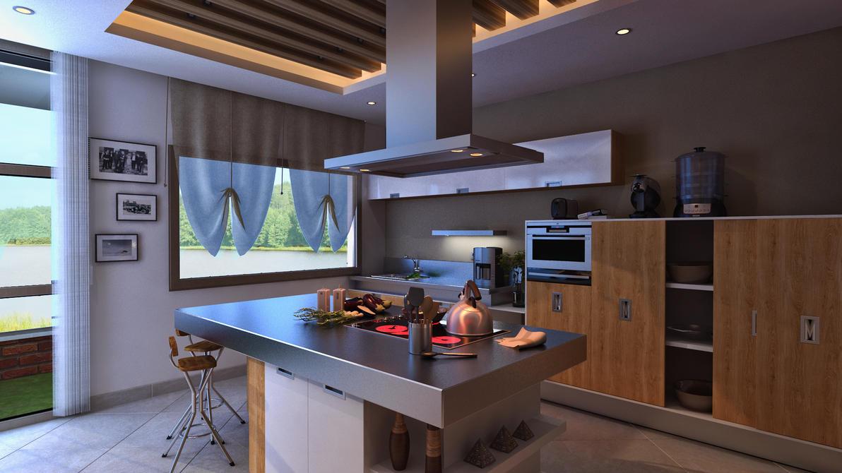 kitchen cool by ELFTUG