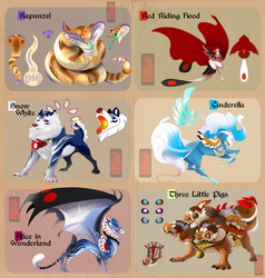 Adopts: Fairy Tales! [CLOSED!]