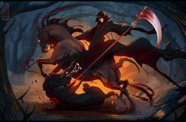 Night of the Death by runandwine