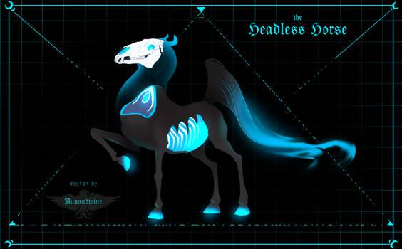 Halloween Adopt - Headless Horse [SOLD!]