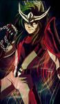 Andromeda shun - Saint seiya fan art