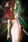 Aerith Gainsborough - final fantasy VII