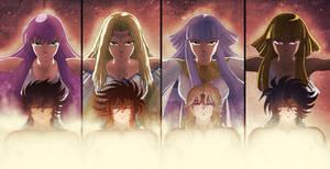 Saint Seiya guardians