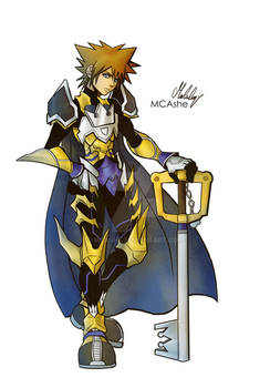 Keyblade Master Sora