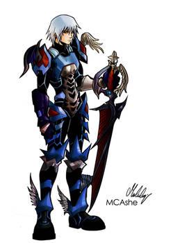 Keyblade master Riku