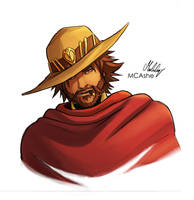 McCree by MCAshe