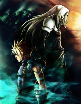 Final Fantasy VII fanart