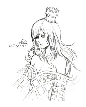 Materia Artwork  - Final Fantasy Dissidia