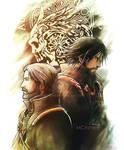 King and Prince ( Final Fantasy XV artwork)
