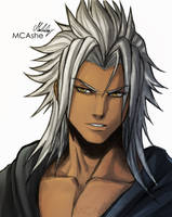 Xemnas by MCAshe