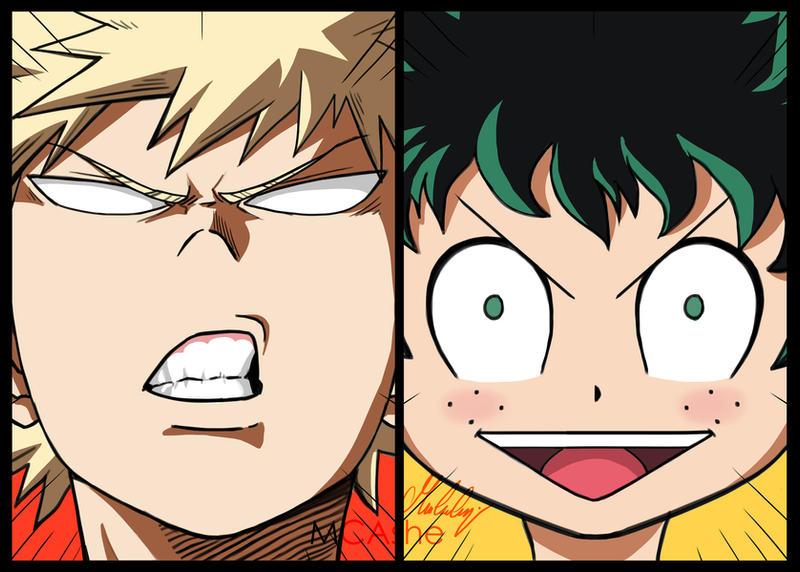 Bnha Weird Faces 4