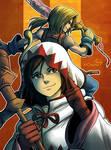 Garnet / Zidane - Final Fantasy IX