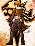 Squall - Griever Artwork