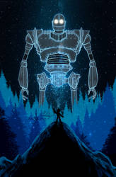 Iron Giant by MCAshe