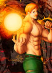 Escanor by MCAshe