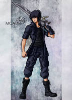 Noctis Lucis by MCAshe