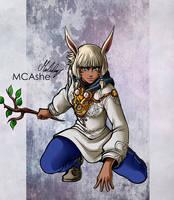 Y'shtola by MCAshe